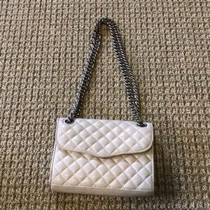 MINI AFFAIR QUILTED CROSSBODY BAG REBECCA MINKOFF